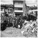 Depremde 1086 kişi öldü