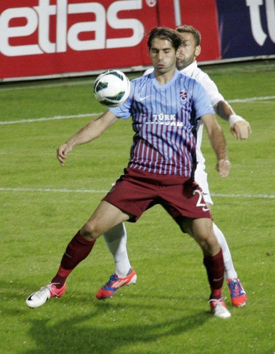 Trabzonspor - Videoton