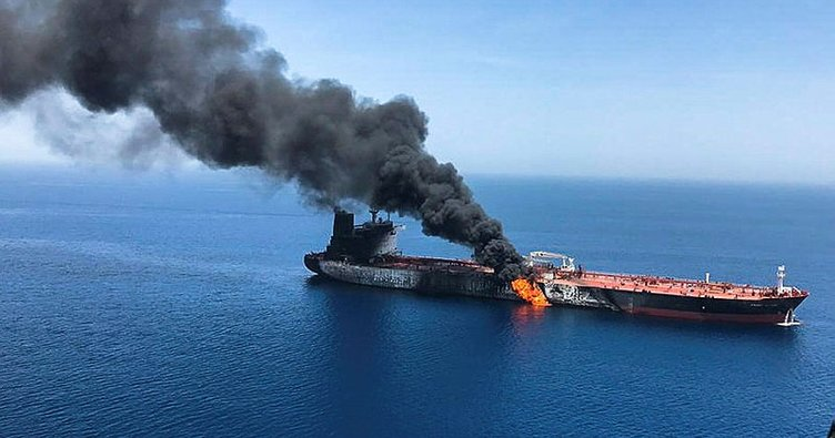 ABD'den İran'a saldırı suçlaması