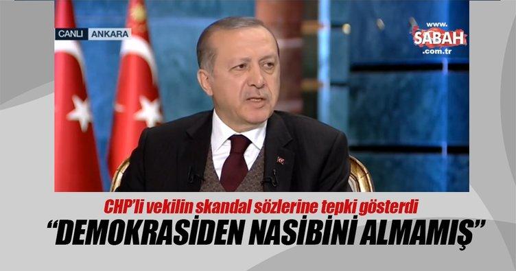 Cumhurbaşkanı Erdoğan: CHP bu adamlar sayesinde bitecek
