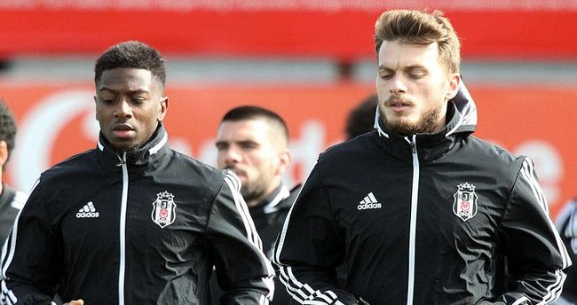 Beşiktaş'ta forma giyen Abdoulay Diaby'e Standard Liege talip oldu!