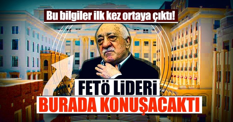 Akın İpek, FETÖ lideri için saray inşa etmiş!