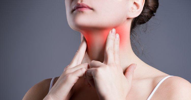 Sebepsiz yorgunluk ve öfke nöbetleri tiroit habercisi