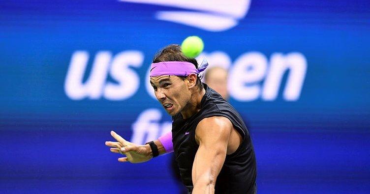 Nadal'ın gözü o rekorda