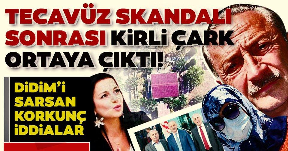 CHP'li Didim Belediye Başkanı Ahmet Deniz Atabay'ın skandalları bitmiyor! Tecavüz rant rüşvet kıyak - Son Dakika Haberler