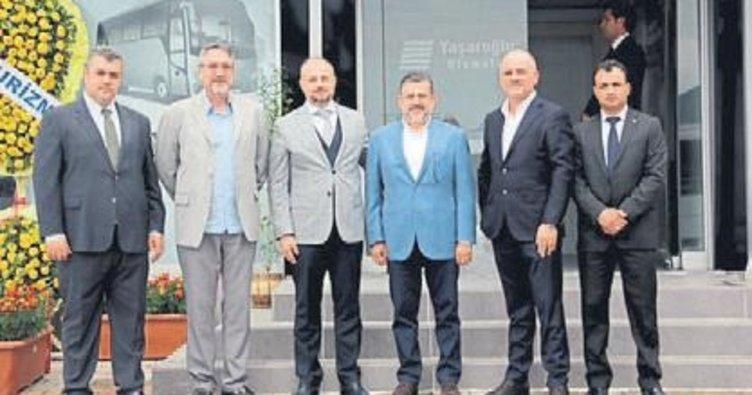 Yaşaroğlu, Temsa ailesine katıldı