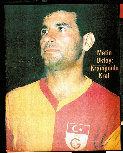 Türk futbolunun efsanesi 'Taçsız Kral' Metin Oktay...