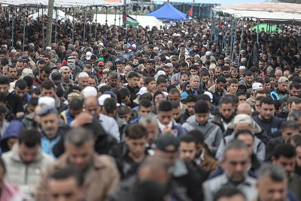 İsrail yine Filistinlilere saldırdı! Şehit sayısı 7'ye yükseldi