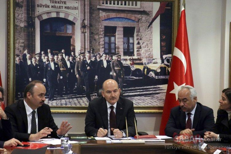 İçişleri Bakanı Soylu'dan SON DAKİKA açıklaması: 7 bin FETÖ'cüyü aldılar, göçmenleri öldürüyorlar!