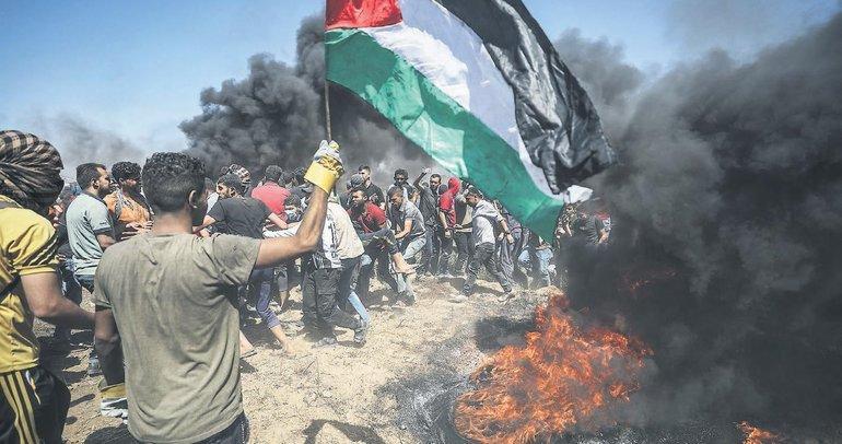 Kudüs için tek yürek
