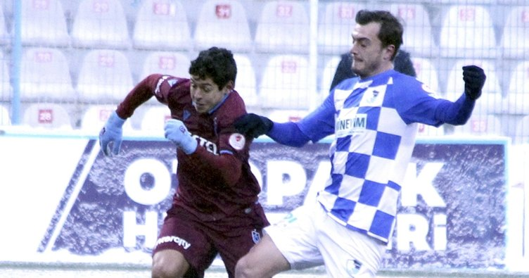 Türkiye Kupası: BB Erzurumspor: 1 - Trabzonspor: 4 ile ilgili görsel sonucu