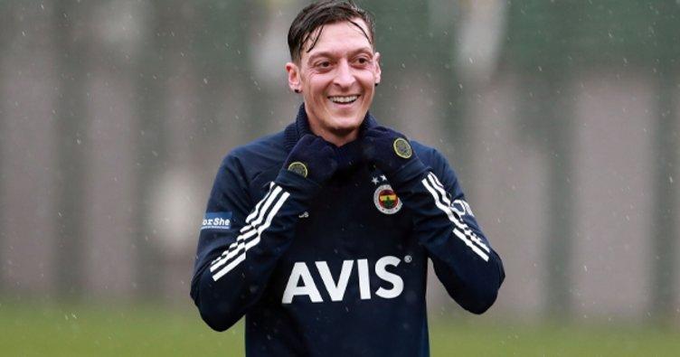 Son dakika: Fenerbahçe Mesut Özil'in maaşını açıkladı!