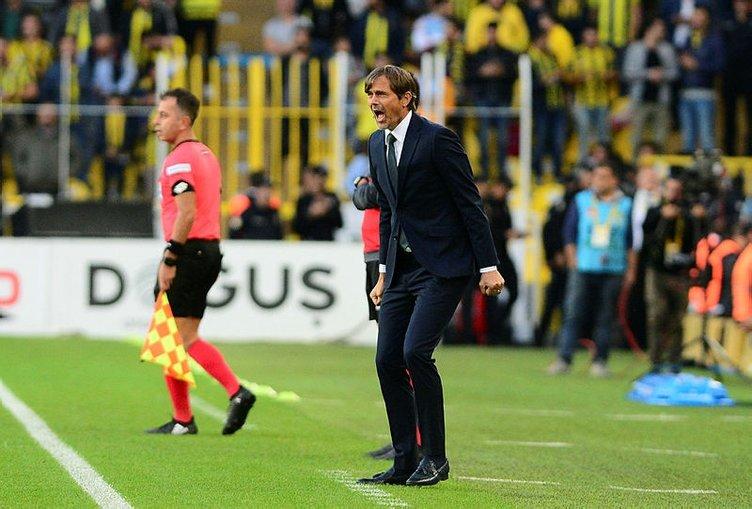 Fenerbahçe'de, teknik direktörlük için 5 seçenek