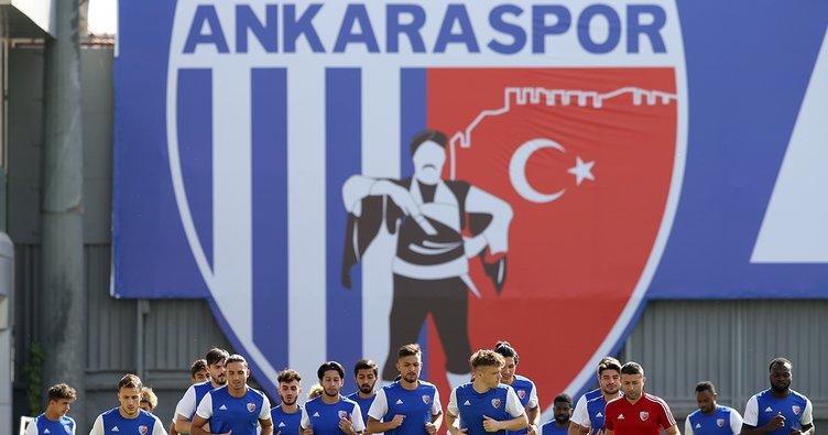 Ankaraspor'da 16 kişinin Covid-19 testi pozitif!