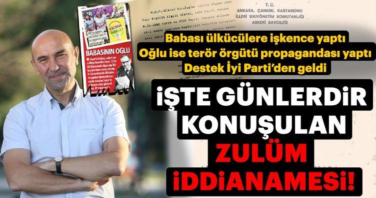 Tunç Soyer'in işkenceci babası Nurettin Soyer'in zulüm iddianamesi