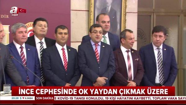 CHP kan kaybedecek! Muharrem İnce'nin 'yeni parti' açıklamasından sonra kulisler hareketlendi! | Video