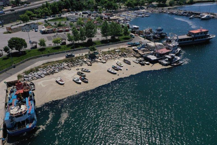 Müsilaj temizliğinde son dakika: Marmara'da büyük temizlik! İşte alınan deniz salyası miktarı