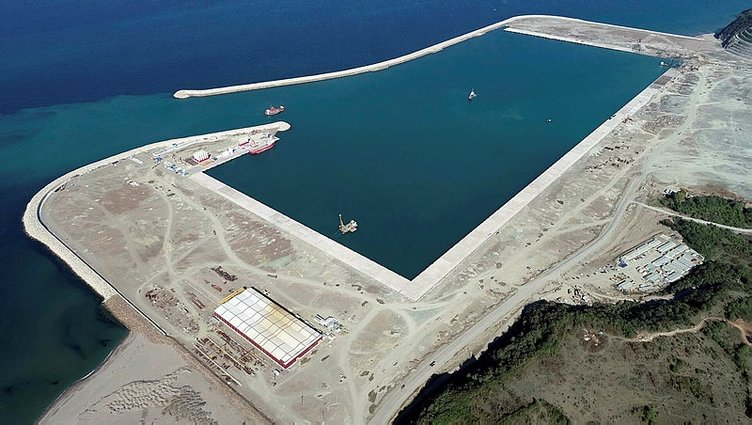 Son dakika: Başkan Erdoğan'ın yeni müjdesi ne olacak? Filyos Limanı'nda hareketlilik!