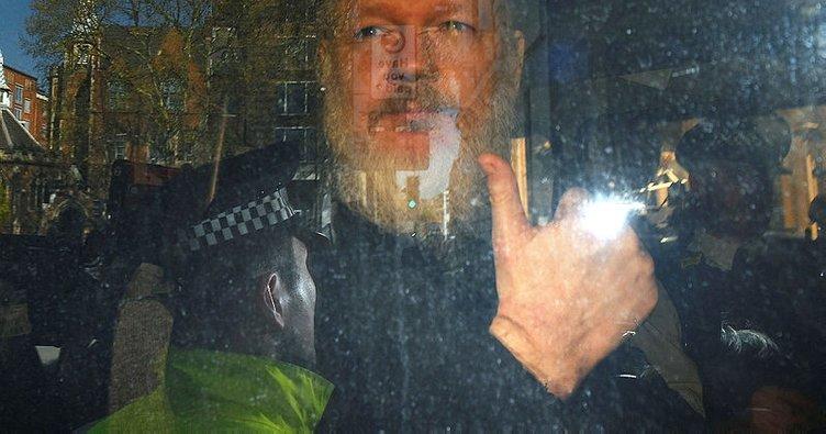 Julian Assange depremi devam ediyor! Bağlantılı bir kişi daha...