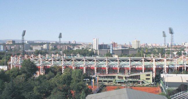 Ankara'ya 35-40 bin kişilik yeni stat