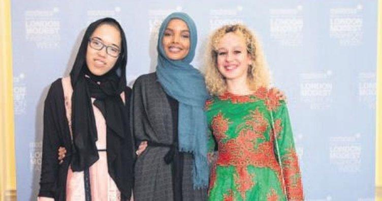 Londra'da muhafazakar moda rüzgarı esti