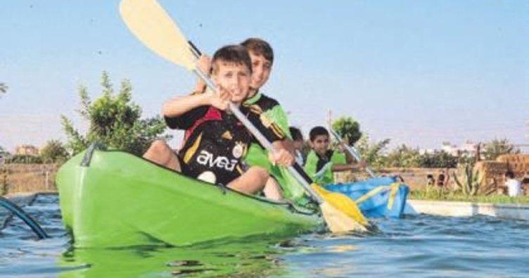 Osmaniye'de spor heyecanı başlıyor