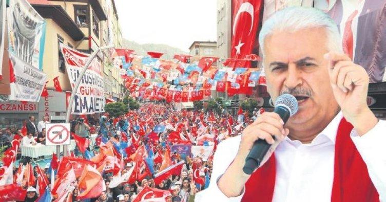 Yıkmak istedikleri Türkiye'nin geleceği