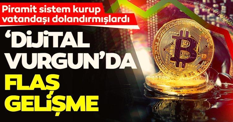 Son dakika haberi | Dijital para vurgununda yeni gelişme! Piramit sistem kurup dolandırmışlardı...