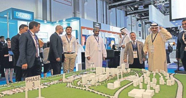 Dubai'de altı proje tanıttı