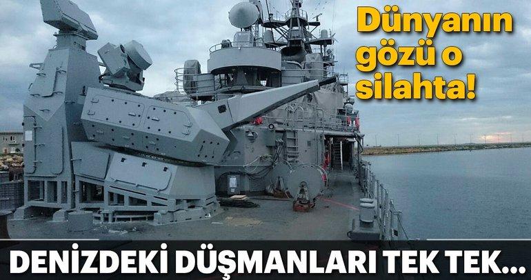 ASELSAN'ın füze avcısı 'Korkut' sistemi denizde geçit vermiyor
