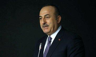 Bakan Çavuşoğlu'ndan flaş açıklama: Rejim işgal ettiği bölgelerden çekilmeli