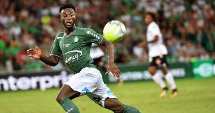 İlk transfer Jonathan Bamba