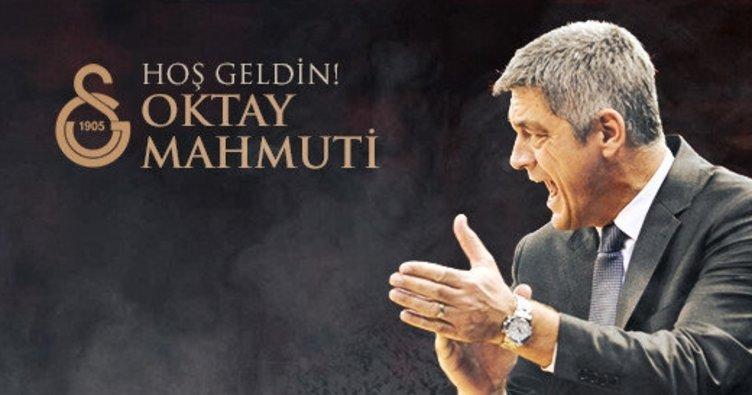 Oktay Mahmuti resmen Galatasaray'da