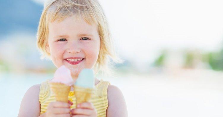 Yaz aşkı dondurma