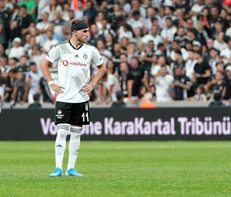 Beşiktaş'ta Boyd operasyonu!
