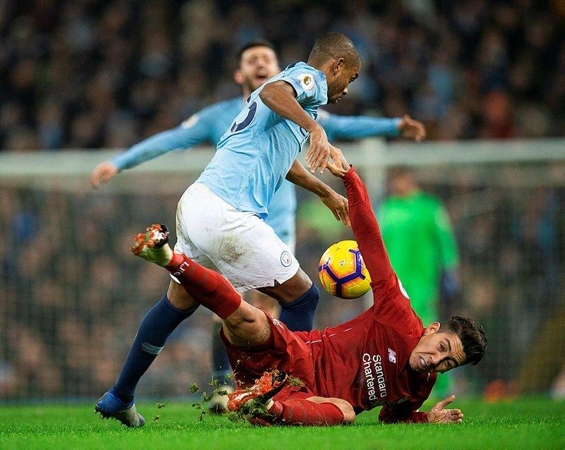 Manchester City 2 1 Liverpool Goller Matan Grntler