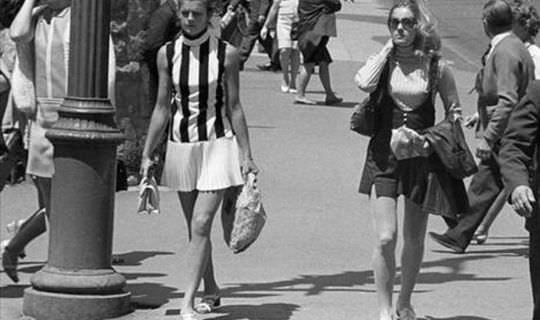 Geçmişten günümüze moda serüveni