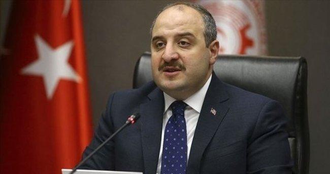 Sanayi ve Teknoloji Bakanı Mustafa Varank'tan Azerbaycan açıklaması