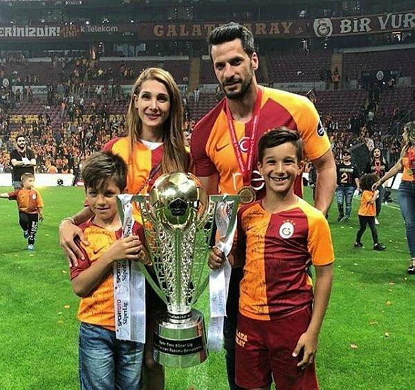 Hakan Balta'nın oğlu Çağrı Balta, Galatasaray'dan Bayern Münih'e transfer oldu