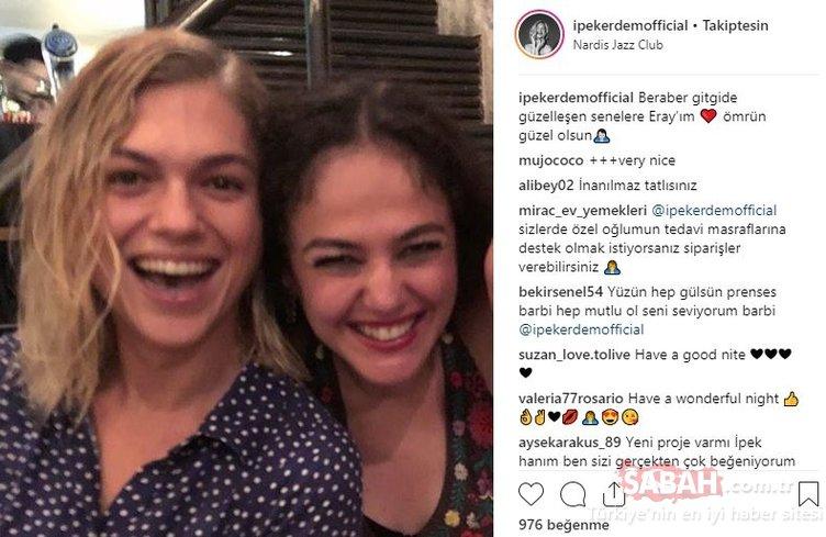 Ünlü isimlerin Instagram paylaşımları (02.09.2018)
