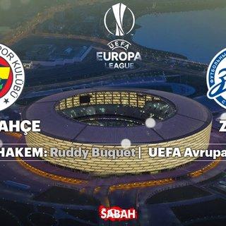 CANLI   Fenerbahçe - Zenit