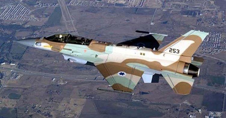 Suriye ordusu, Kuneytra'da İsrail uçaklarına müdahale etti