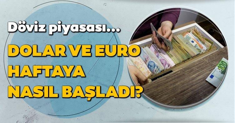 SON DAKİKA: Döviz piyasasında açılış! Dolar ve euro kaç TL?