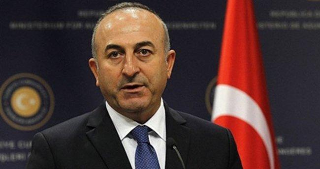 Bakan Çavuşoğlu: Hainlere aman vermeyeceğiz