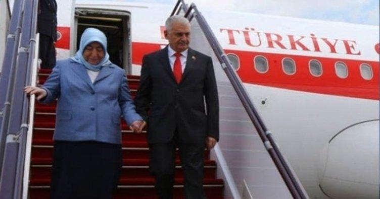 Başbakan Yıldırım, İngiltere'ye gidiyor