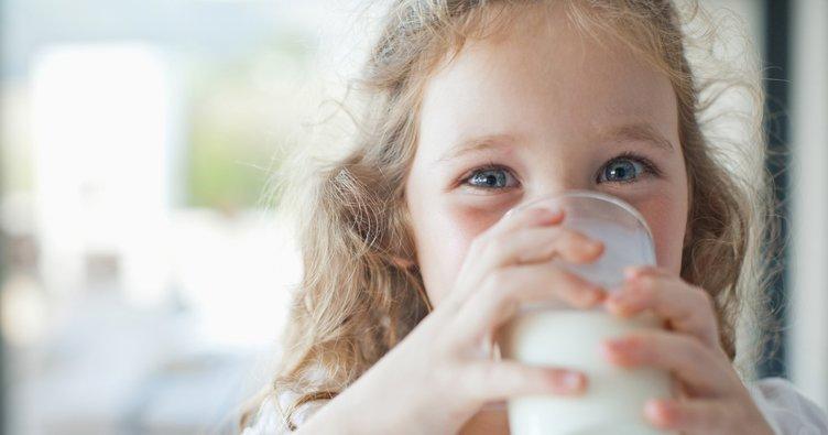 Çocuklukta süt tüketimi, metabolik sendromdan koruyor