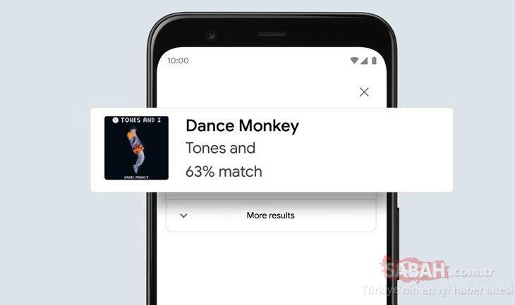 Google'dan bomba özellik! Artık aradığınız şarkıları mırıldanarak bulacaksınız