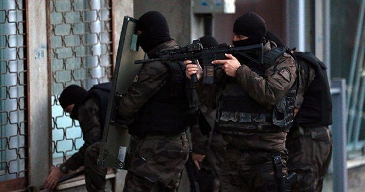 Sultangazi'de terör operasyonu: 3 gözaltı!