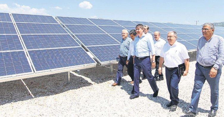 Büyükşehir'de dolu dolu 'enerji'