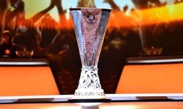 UEFA Avrupa Ligi'nde heyecan devam edecek! UEFA eşleşmeleri…
